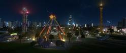 Cities Skylines Amusement Park