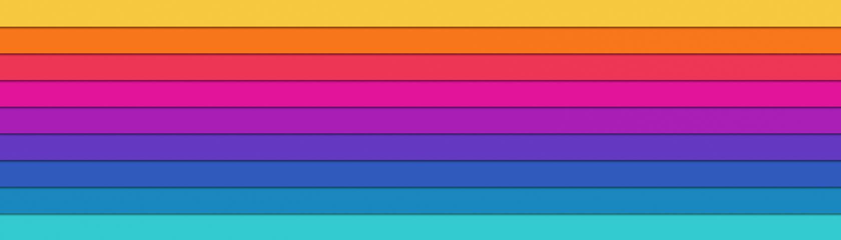 Rainbow Siding