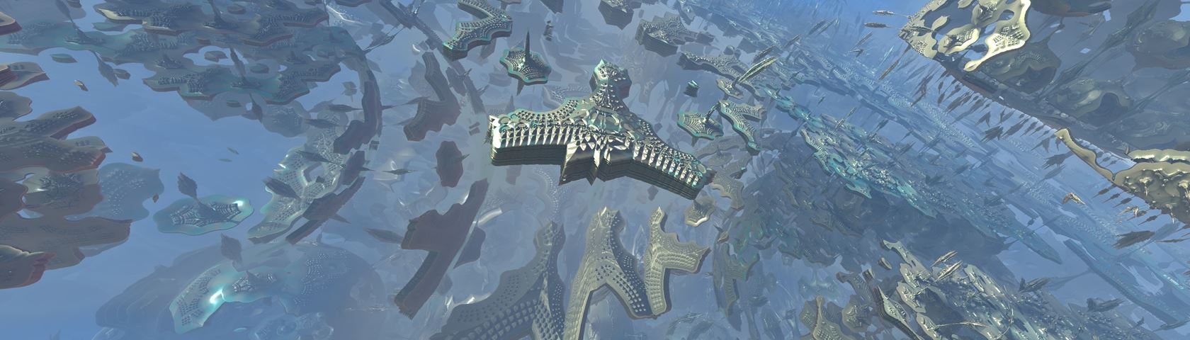 Encounters in the Fractal Expanse