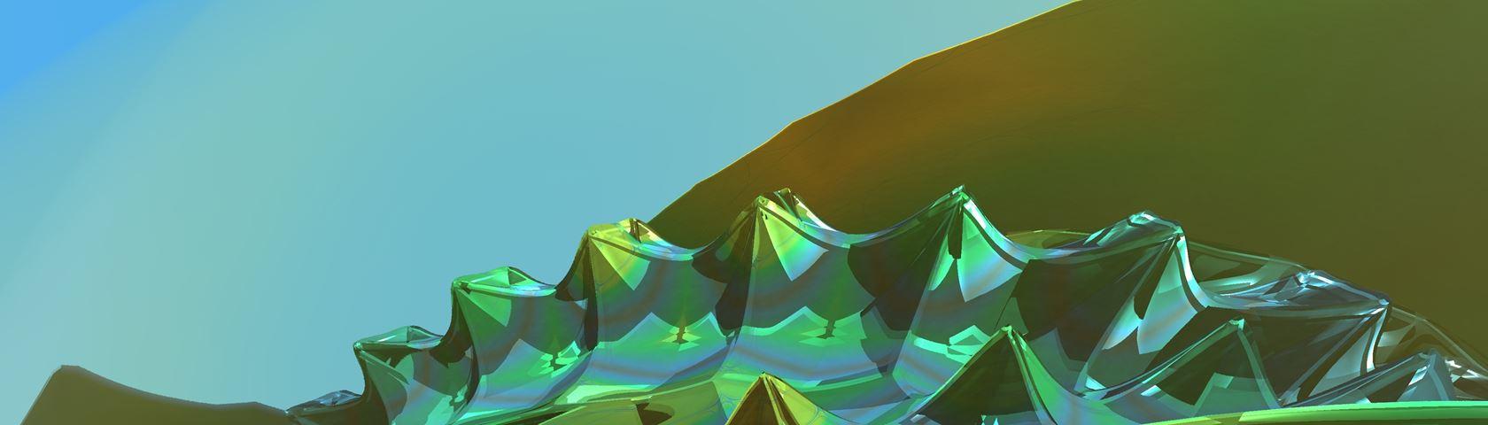 Fractals Have Ridges, Too