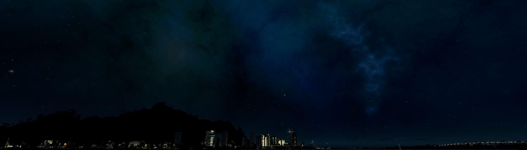 Cities Skylines Milky Way