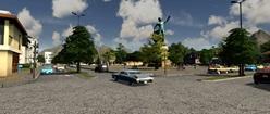 Cities Skylines Plaza