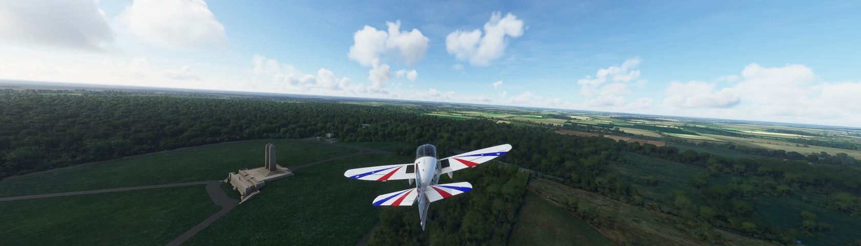 FS2020 Vimy Ridge