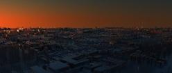 The Infinite City (At Dawn)