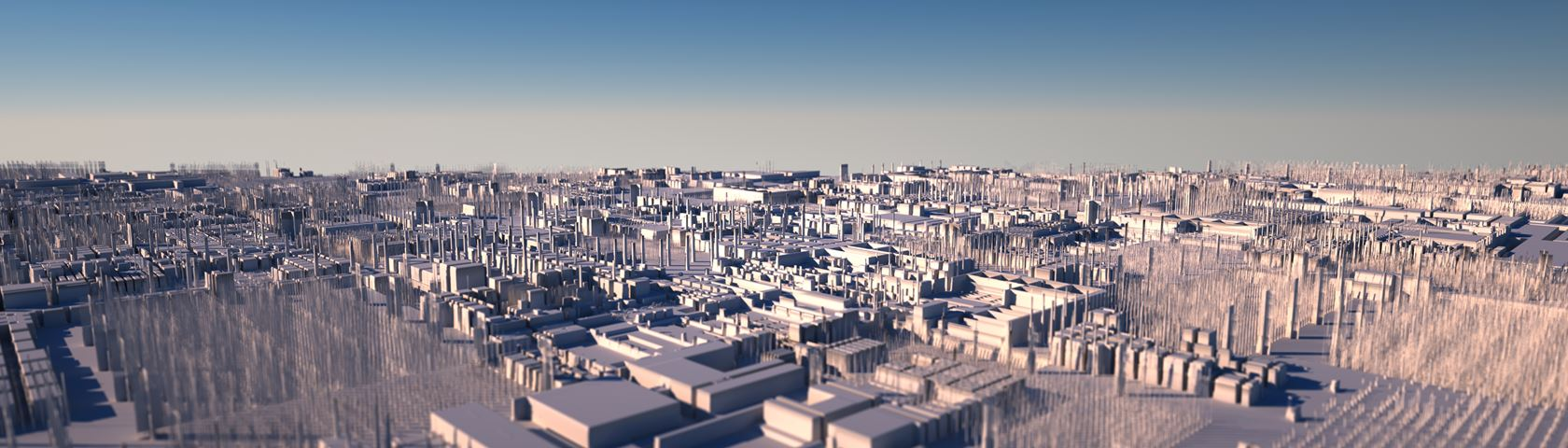 The Infinite City (Daylight)