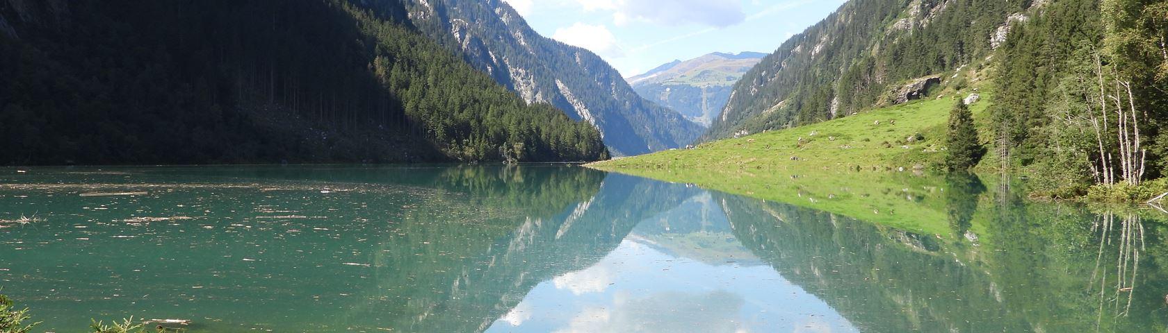 Stillup-Stausee Austria