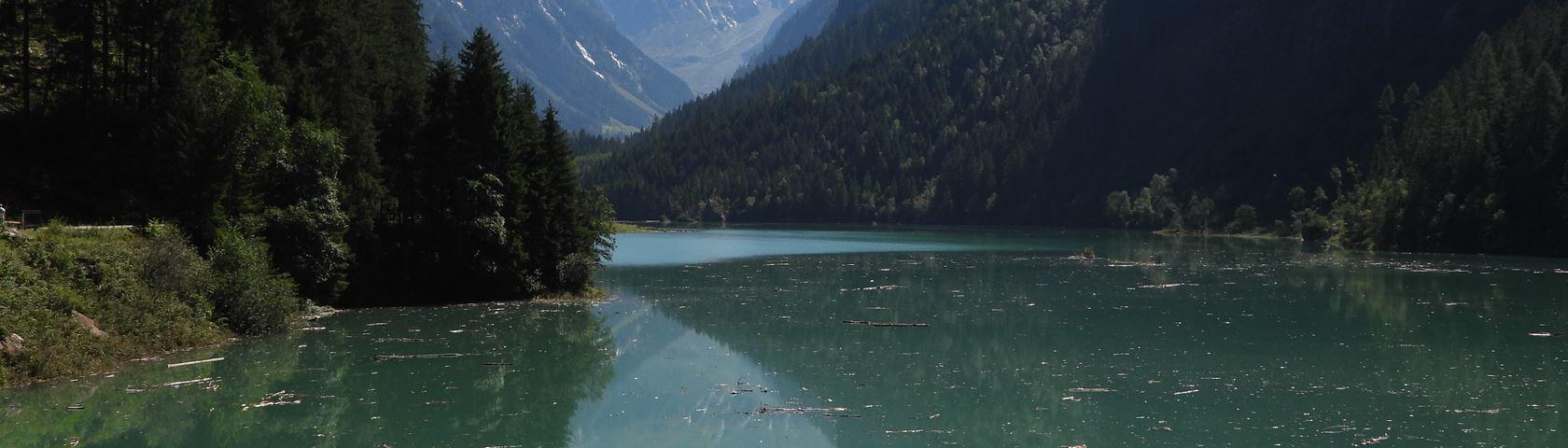 Stilluptal Stausee in Austria