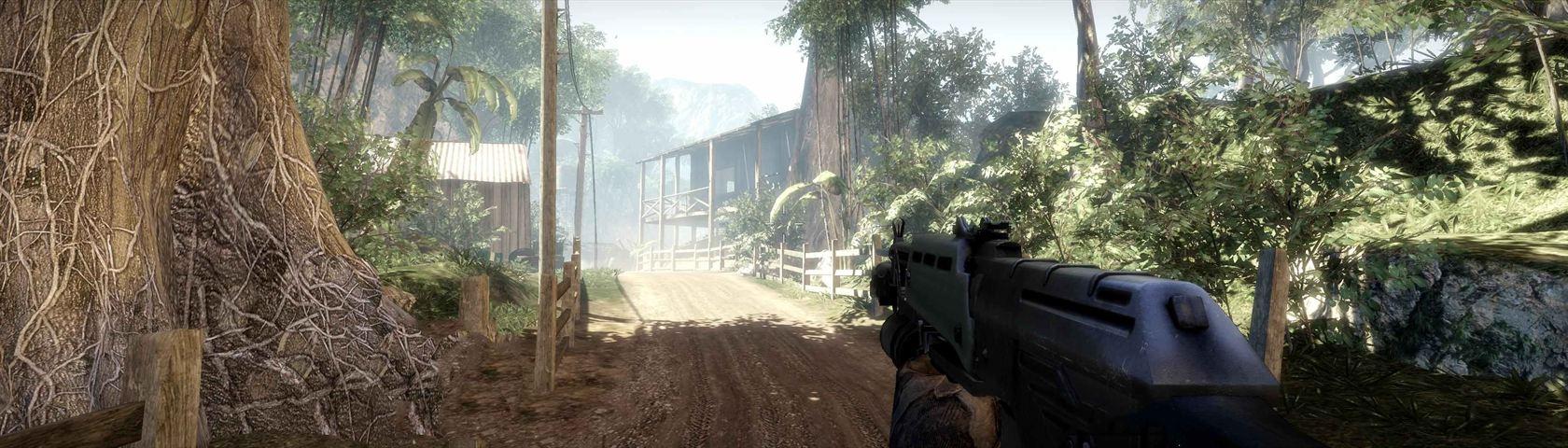 Battlefield Bad Company 2: Down the Path