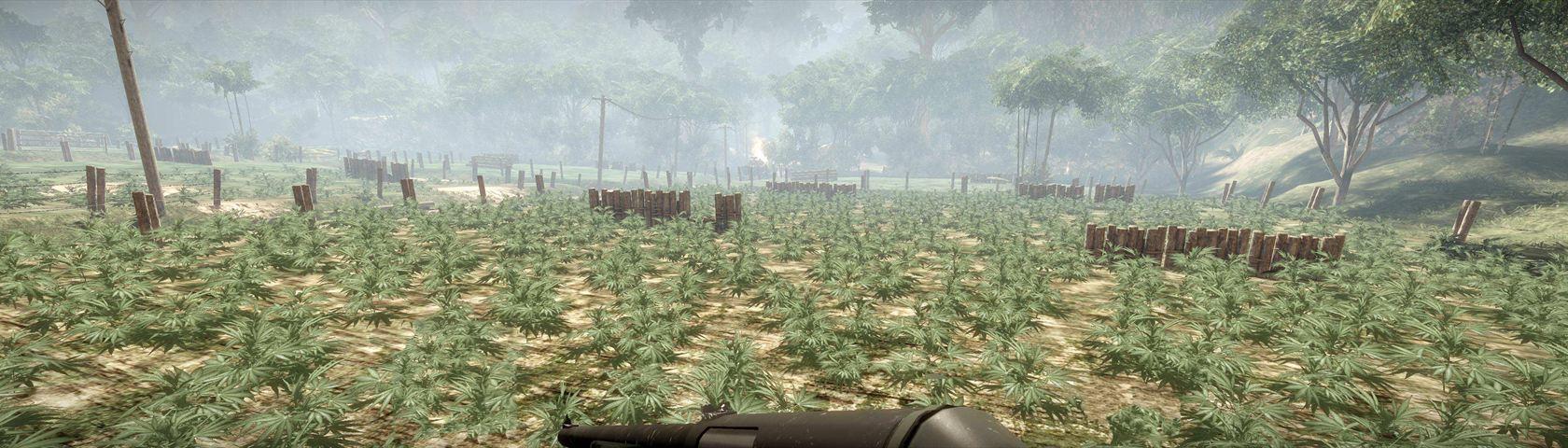 Battlefield Bad Company 2: In a Field