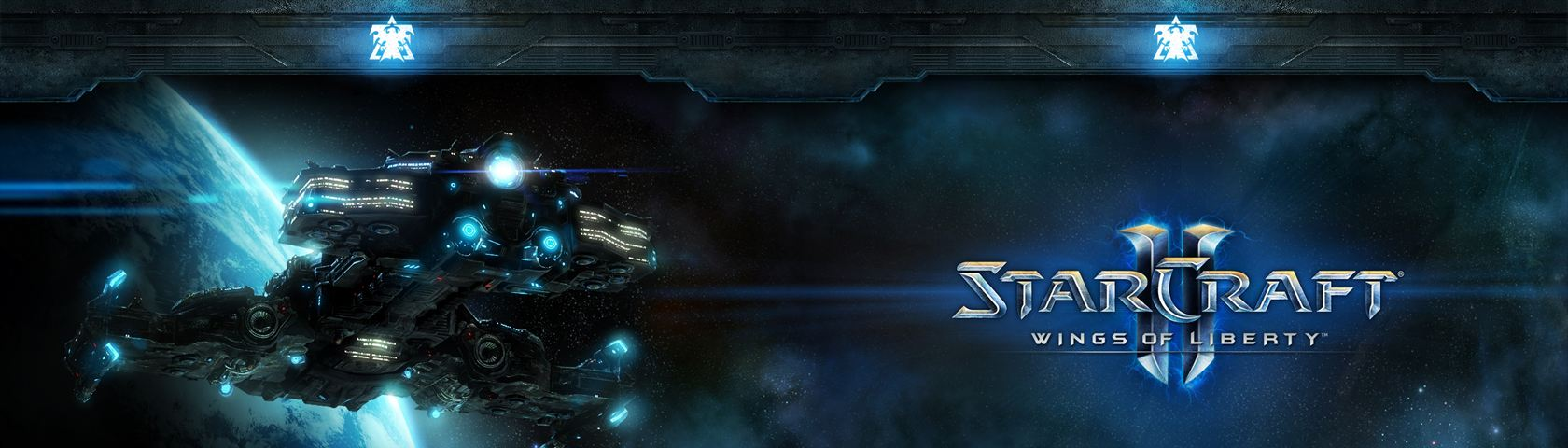 Starcraft 2 - Battlecruiser