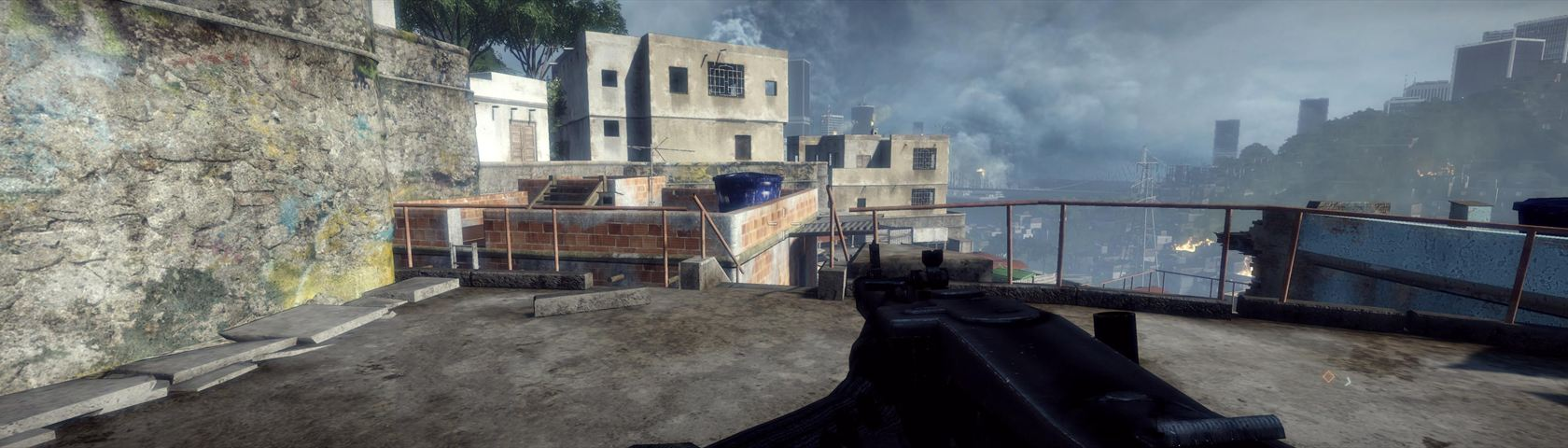 Battlefield: Bad Company 2: In the City