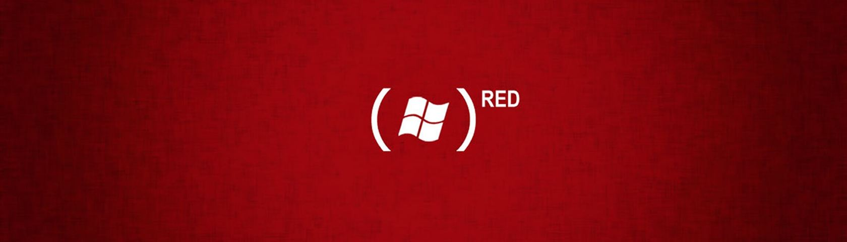 Product Red Windows