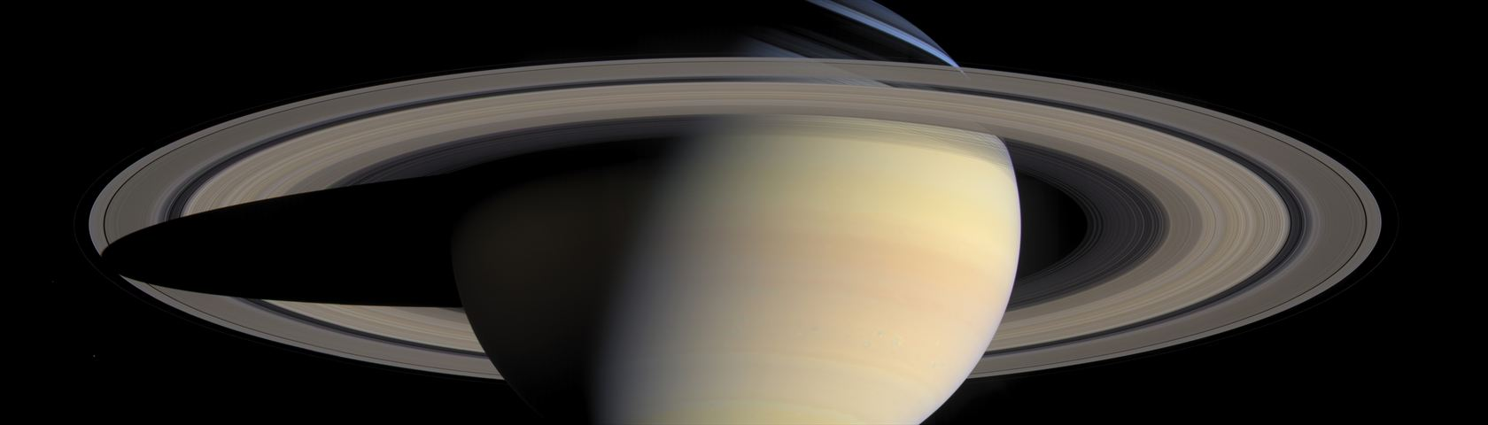 Saturn, From Cassini