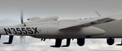 Northrop Grumman Firebird OPV