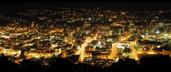 Wellington NZ, panorama