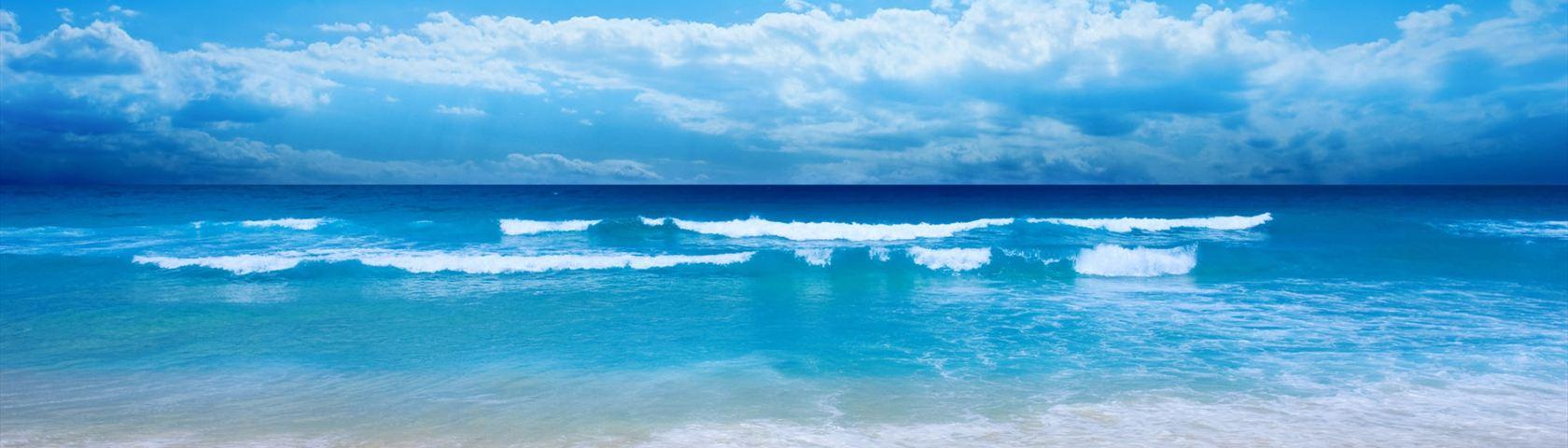 Blue Water Beach