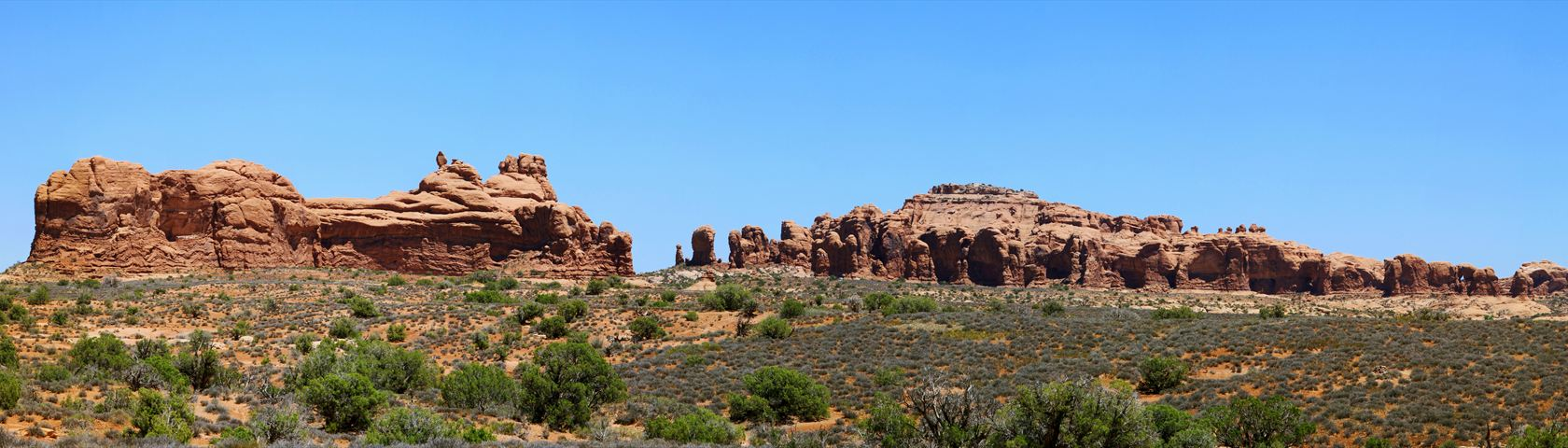 Inside Arches National Park (USA)