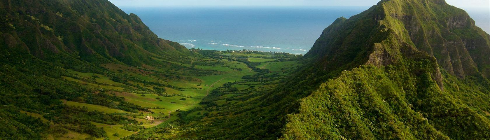 Oahu Valley