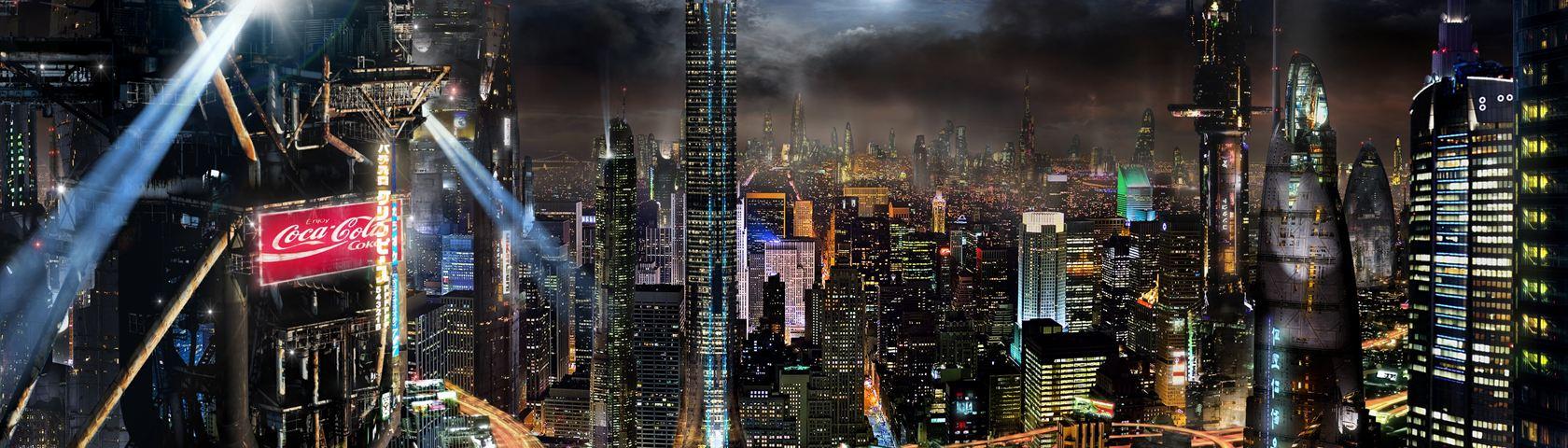 A City to Make Me