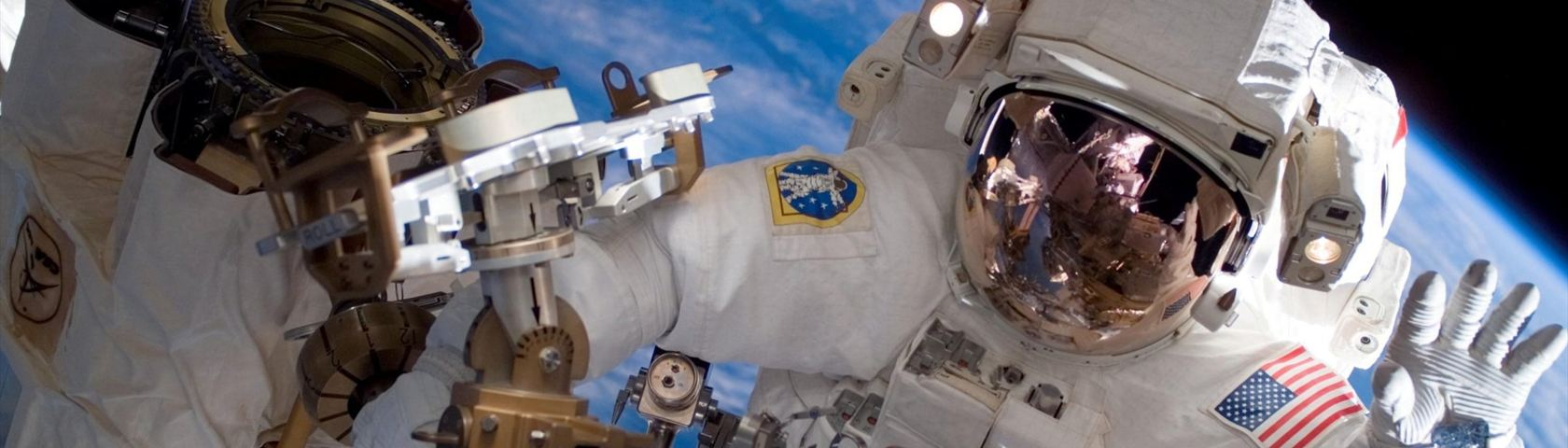 Space Station Space Walk