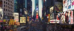 Times Square Evening