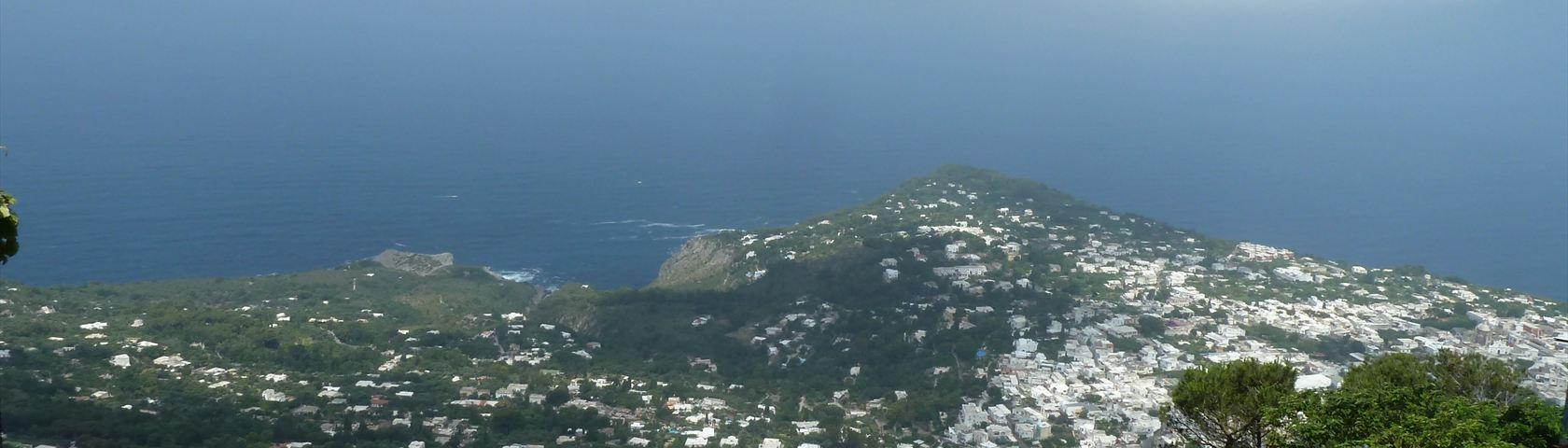 The Crest of Capri