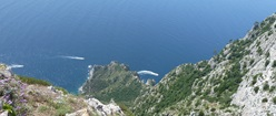 Sloping Sides of Capri