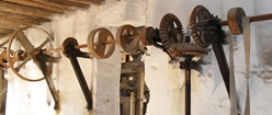 Mill Mechanism