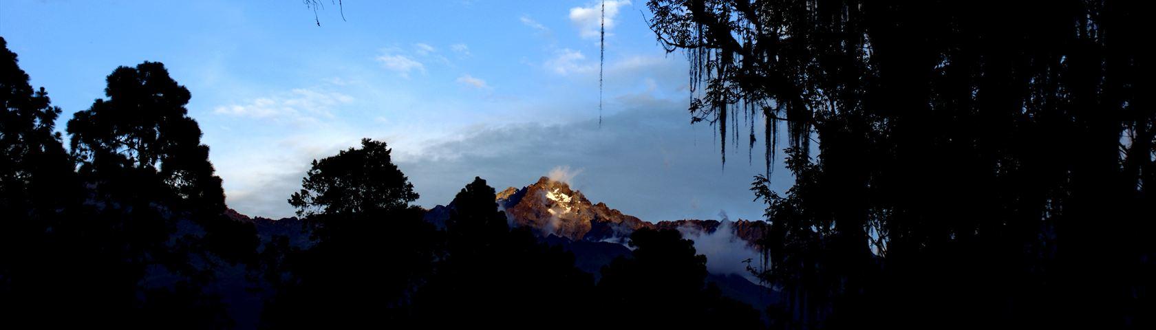 Bolivar Peak
