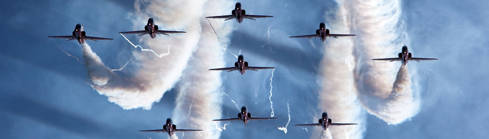 The UK Red Arrows