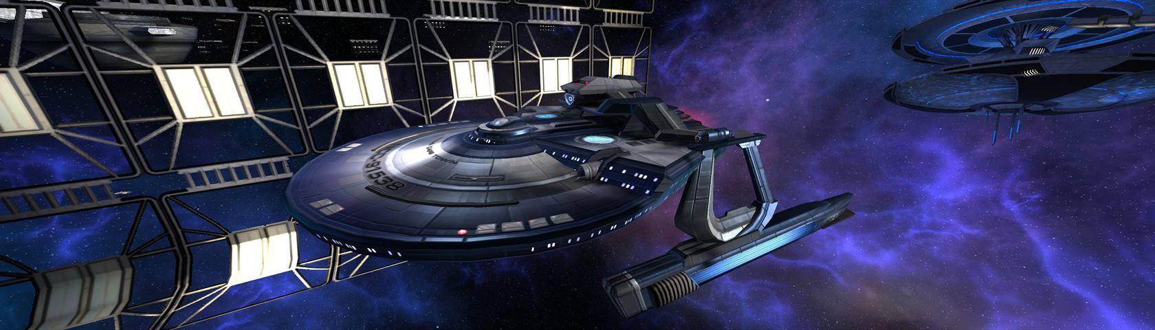 Star Trek Space Dock