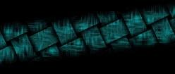 Weaving the Matrix Blue