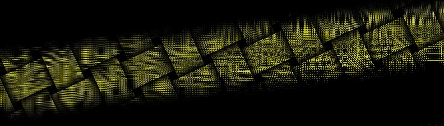 Weaving the Matrix Yellow