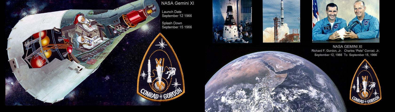 Gemini XI Tribute