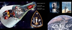 Gemini XI Tribute