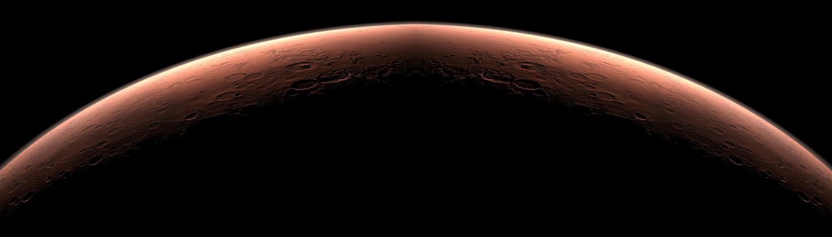 On Top of the Red Planet