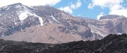 Intimidating Kilimanjaro