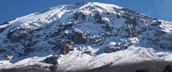 Snowy Kilimanjaro