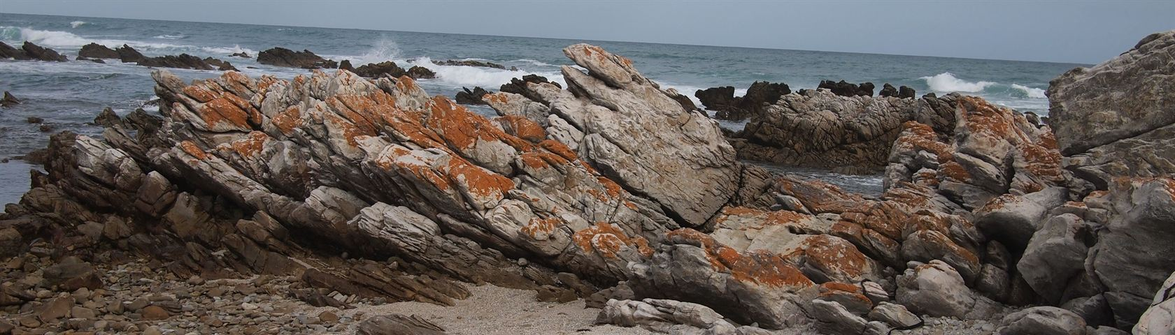 Cape Agulhas, the Most Southern Tip of Africa