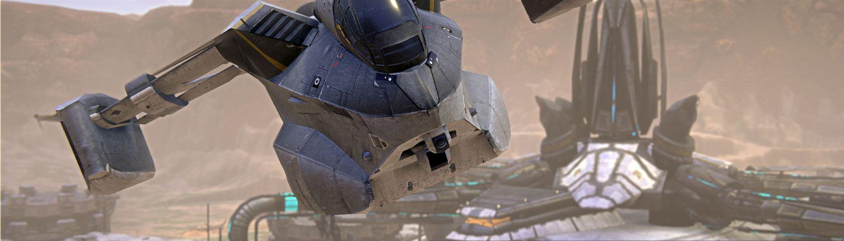 Planet Side 2 Air Assault