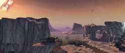 Borderlands 2 Sunset