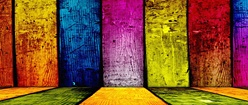 Coloured Planks