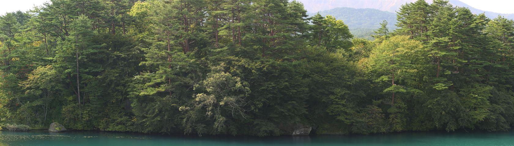 Lake Bishamon