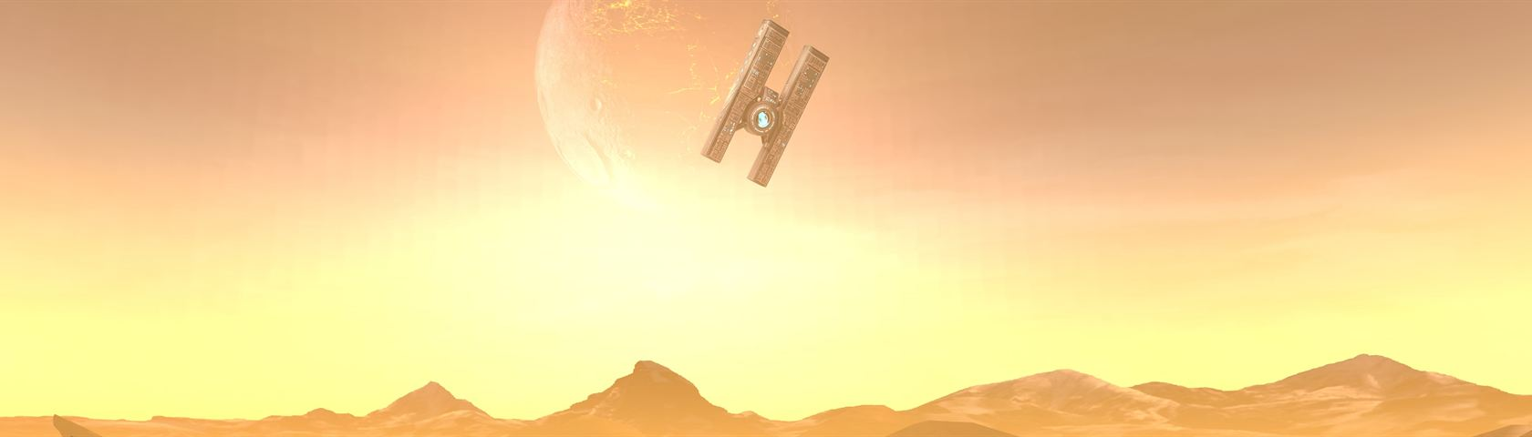 The Dust Landscape