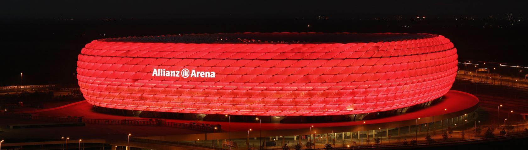 Allianz Arena Night