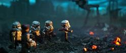 Storm Trooper Funeral