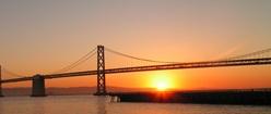 Bay Bridge in San Francisco