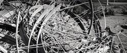 Wire Sprinkler Wheels