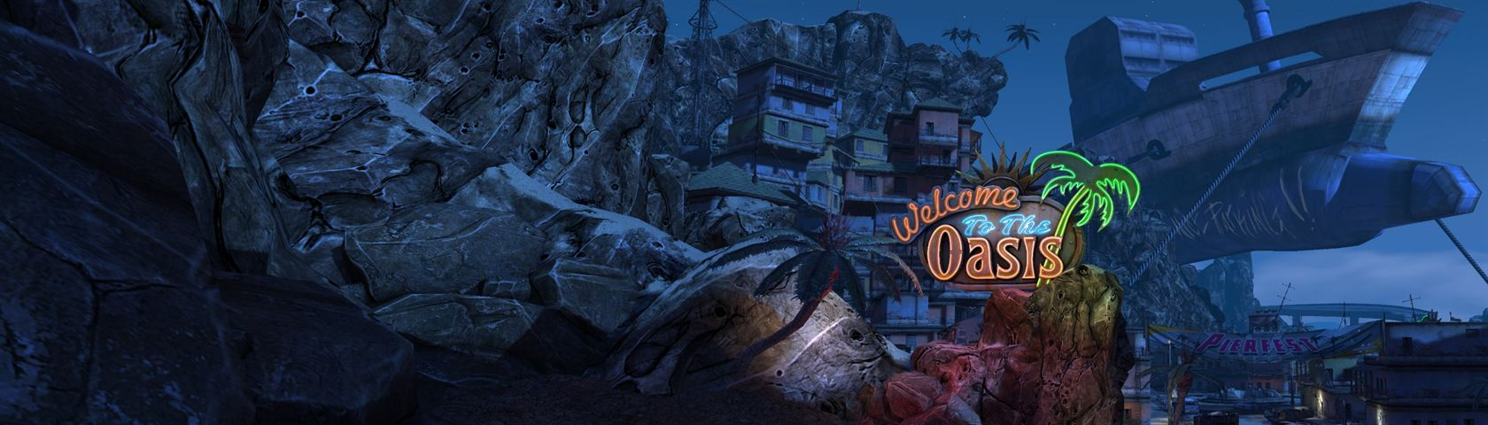 Borderlands 2: Welcome to Oasis