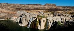 Hill Side Waterfall